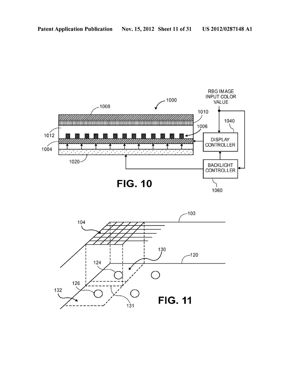 METHOD AND APPARATUS FOR IMPROVED SUBPIXEL RENDERING - diagram, schematic, and image 12