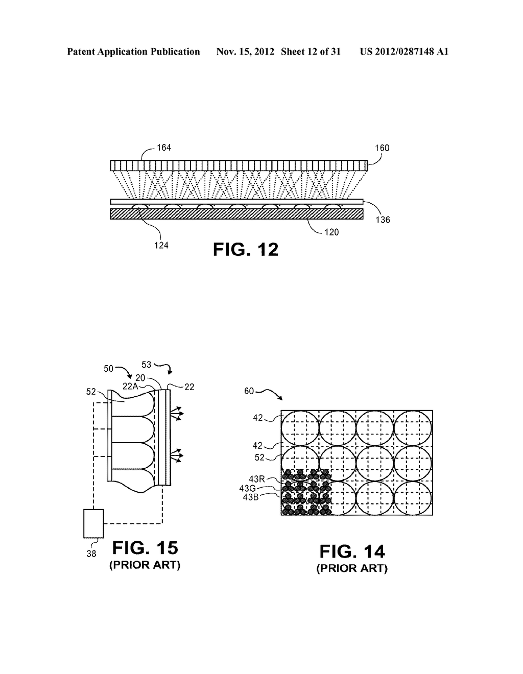 METHOD AND APPARATUS FOR IMPROVED SUBPIXEL RENDERING - diagram, schematic, and image 13