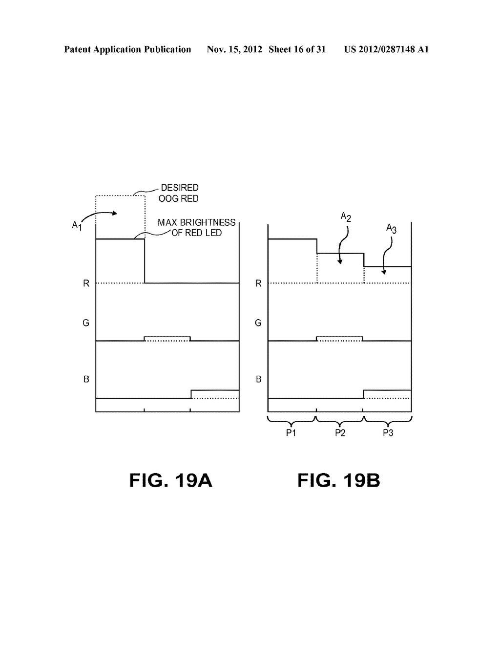 METHOD AND APPARATUS FOR IMPROVED SUBPIXEL RENDERING - diagram, schematic, and image 17