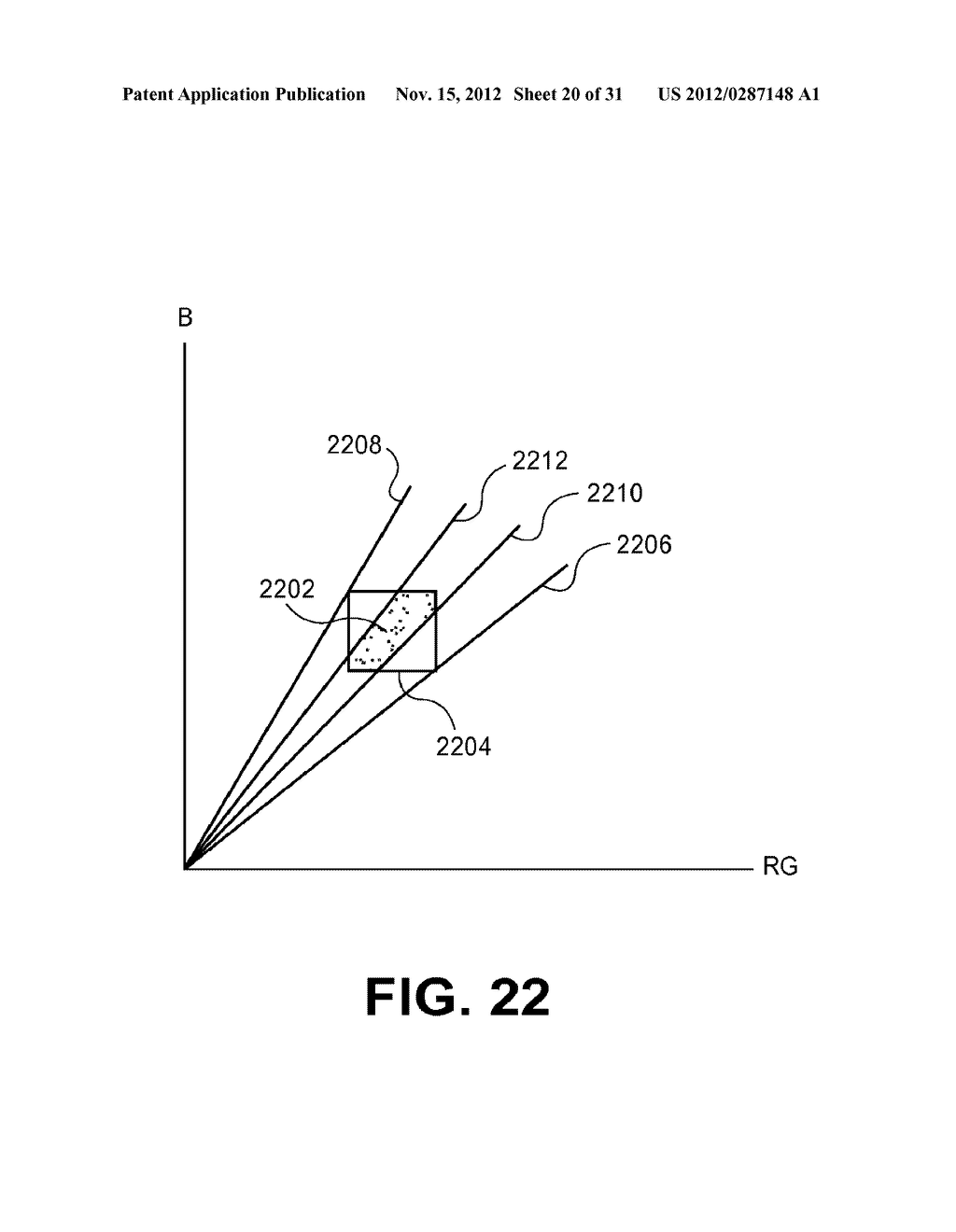 METHOD AND APPARATUS FOR IMPROVED SUBPIXEL RENDERING - diagram, schematic, and image 21