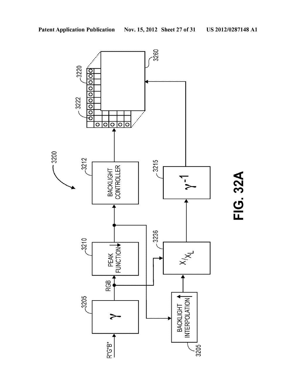 METHOD AND APPARATUS FOR IMPROVED SUBPIXEL RENDERING - diagram, schematic, and image 28