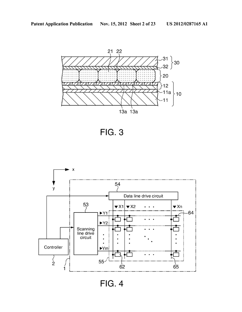 DISPLAY DEVICE, ELECTRONIC APPARATUS AND DISPLAY CONTROL METHOD - diagram, schematic, and image 03