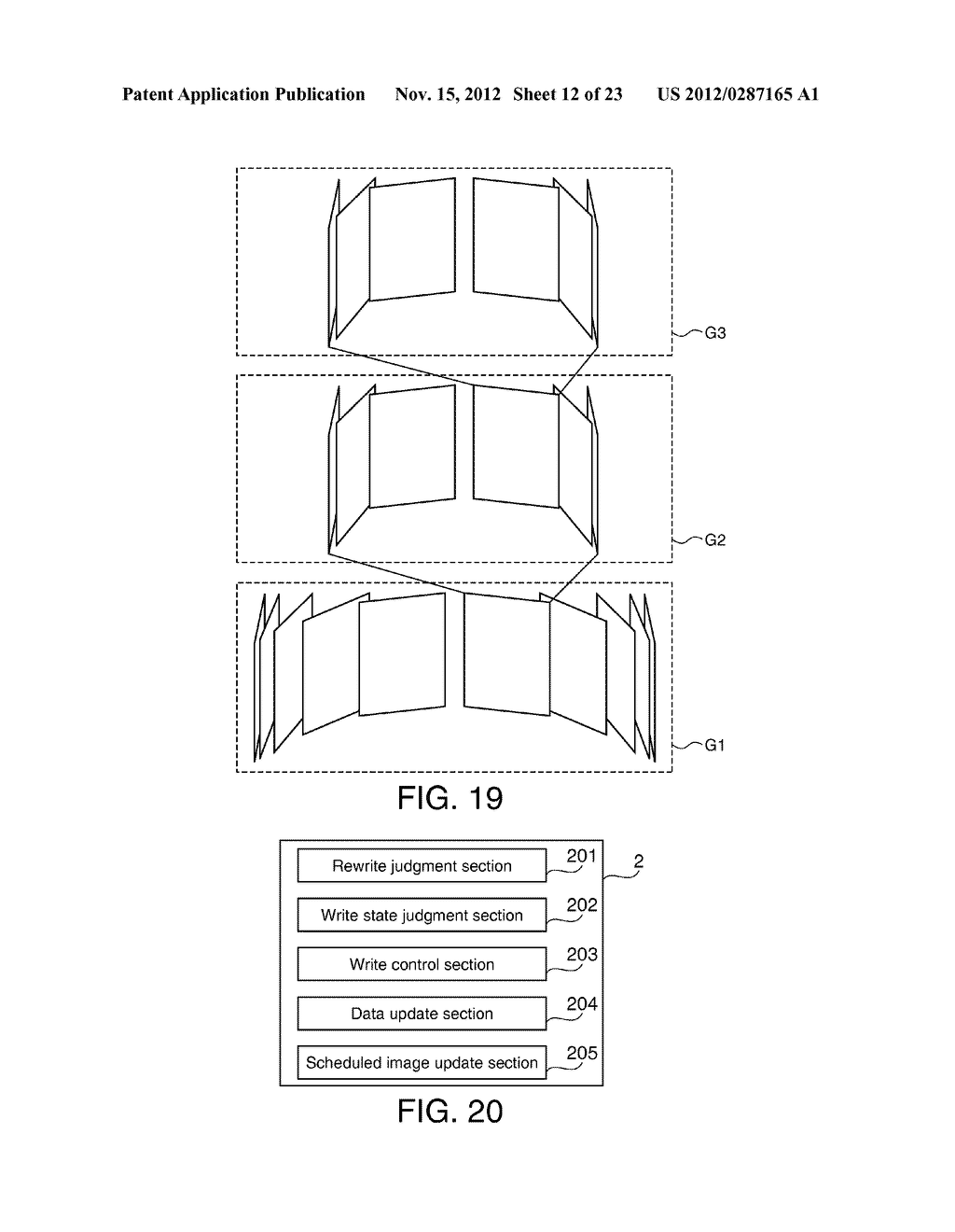 DISPLAY DEVICE, ELECTRONIC APPARATUS AND DISPLAY CONTROL METHOD - diagram, schematic, and image 13