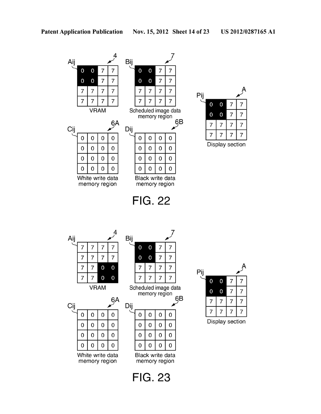DISPLAY DEVICE, ELECTRONIC APPARATUS AND DISPLAY CONTROL METHOD - diagram, schematic, and image 15