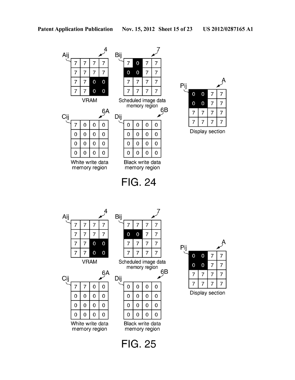 DISPLAY DEVICE, ELECTRONIC APPARATUS AND DISPLAY CONTROL METHOD - diagram, schematic, and image 16