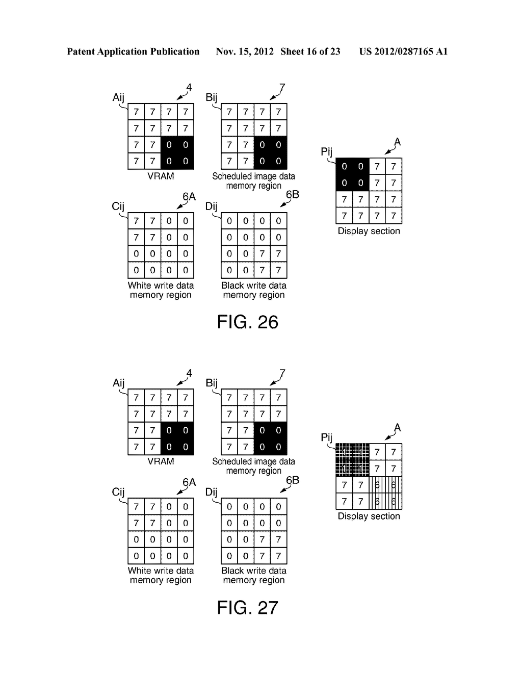 DISPLAY DEVICE, ELECTRONIC APPARATUS AND DISPLAY CONTROL METHOD - diagram, schematic, and image 17