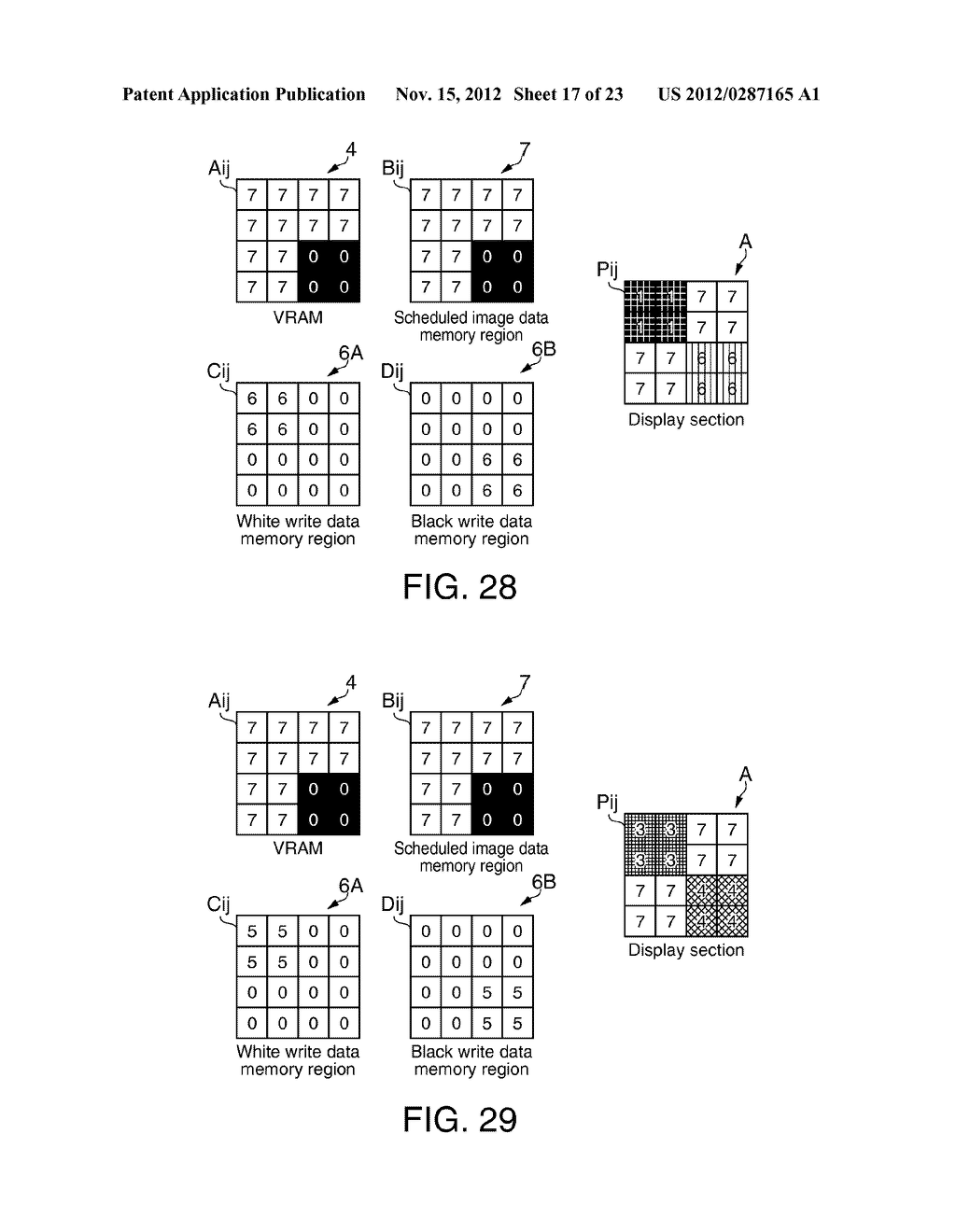 DISPLAY DEVICE, ELECTRONIC APPARATUS AND DISPLAY CONTROL METHOD - diagram, schematic, and image 18