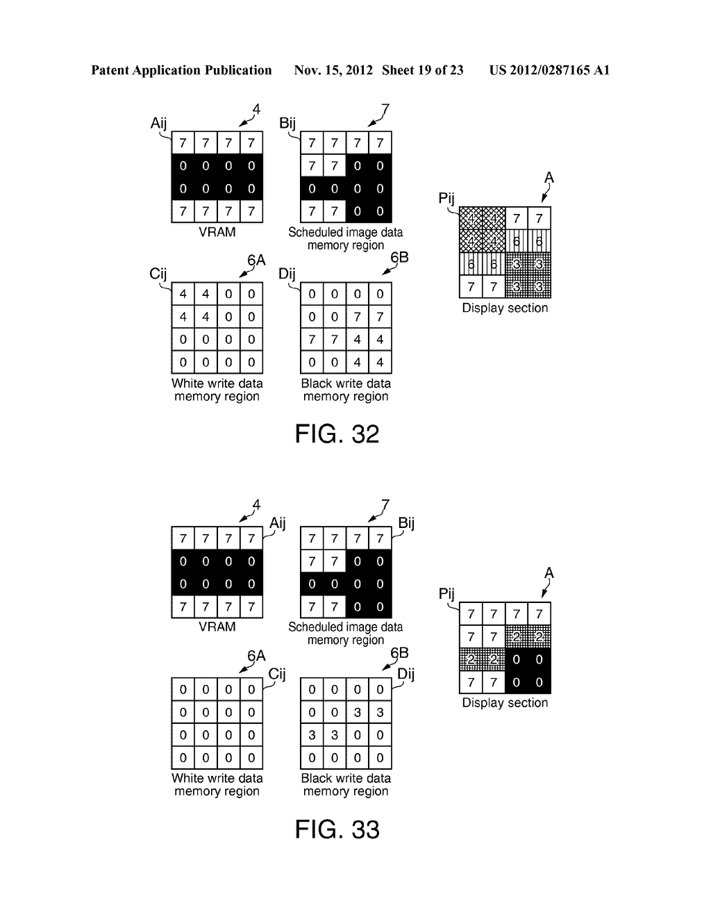 DISPLAY DEVICE, ELECTRONIC APPARATUS AND DISPLAY CONTROL METHOD - diagram, schematic, and image 20