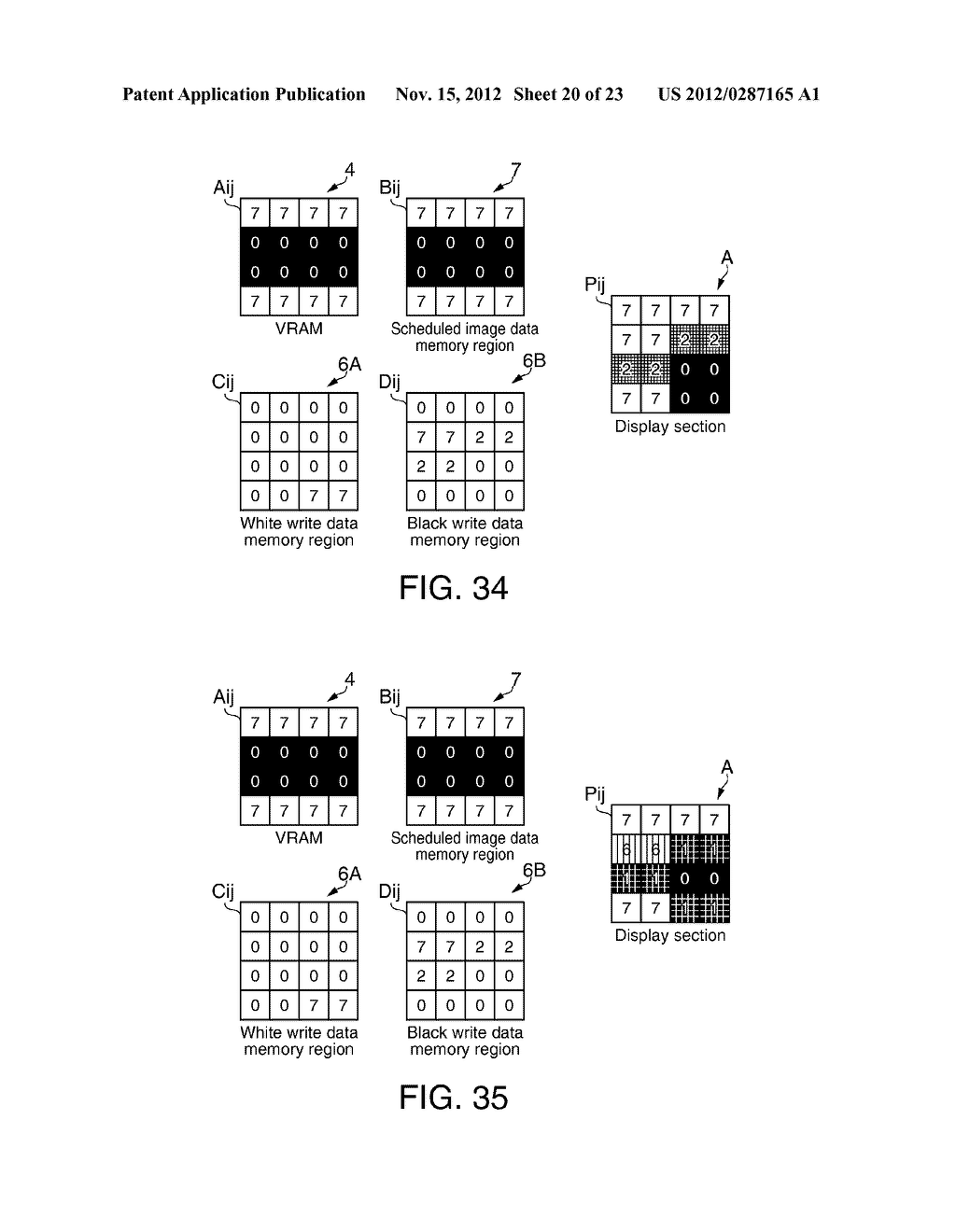 DISPLAY DEVICE, ELECTRONIC APPARATUS AND DISPLAY CONTROL METHOD - diagram, schematic, and image 21