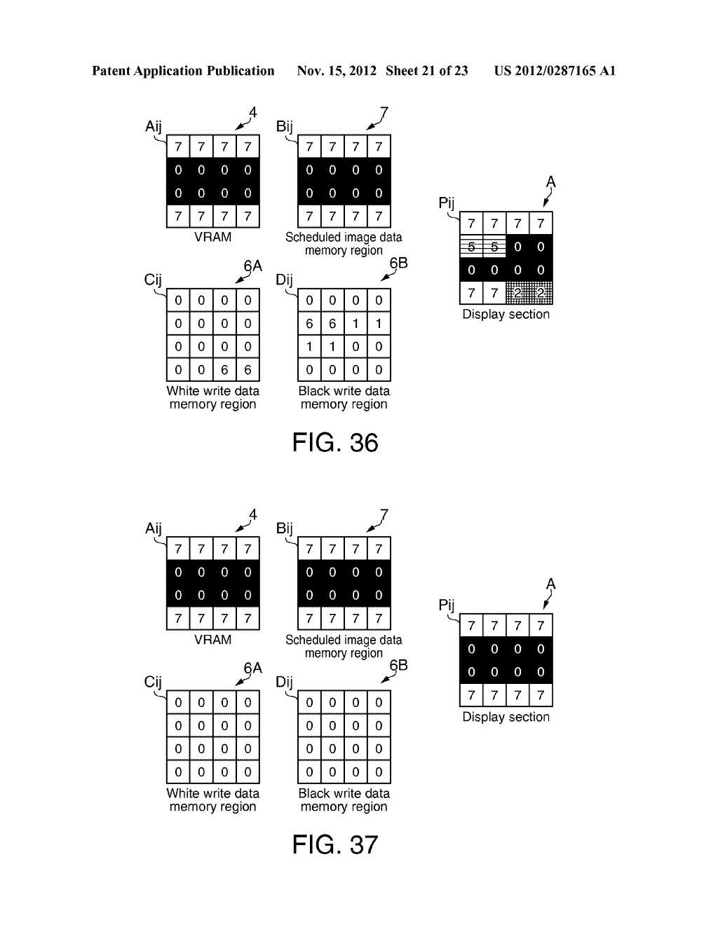 DISPLAY DEVICE, ELECTRONIC APPARATUS AND DISPLAY CONTROL METHOD - diagram, schematic, and image 22
