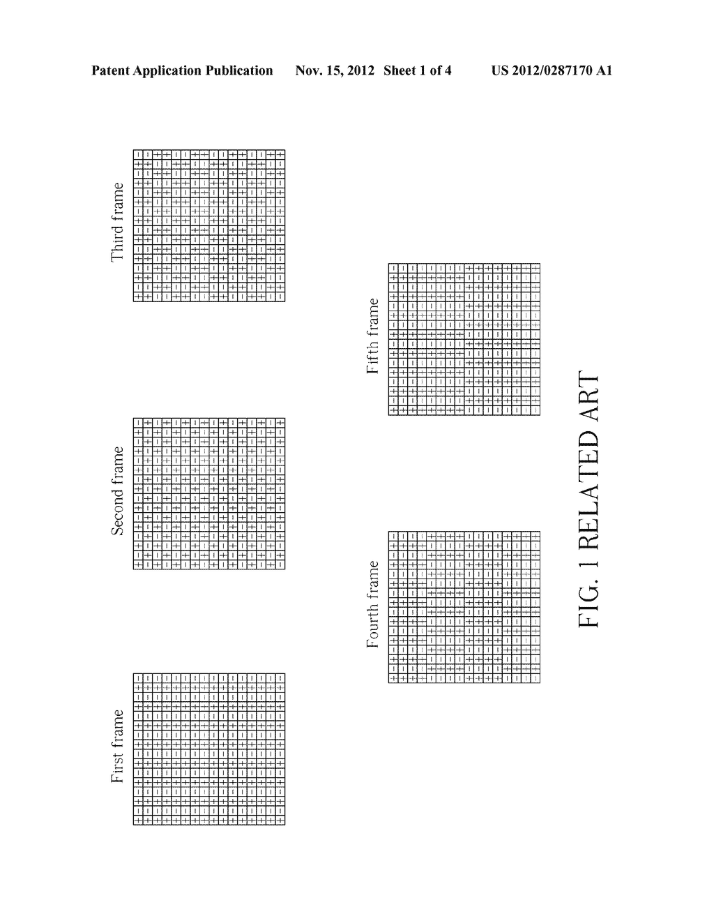 LIQUID CRYSTAL DISPLAY AND DRIVING METHOD THEREOF - diagram, schematic, and image 02