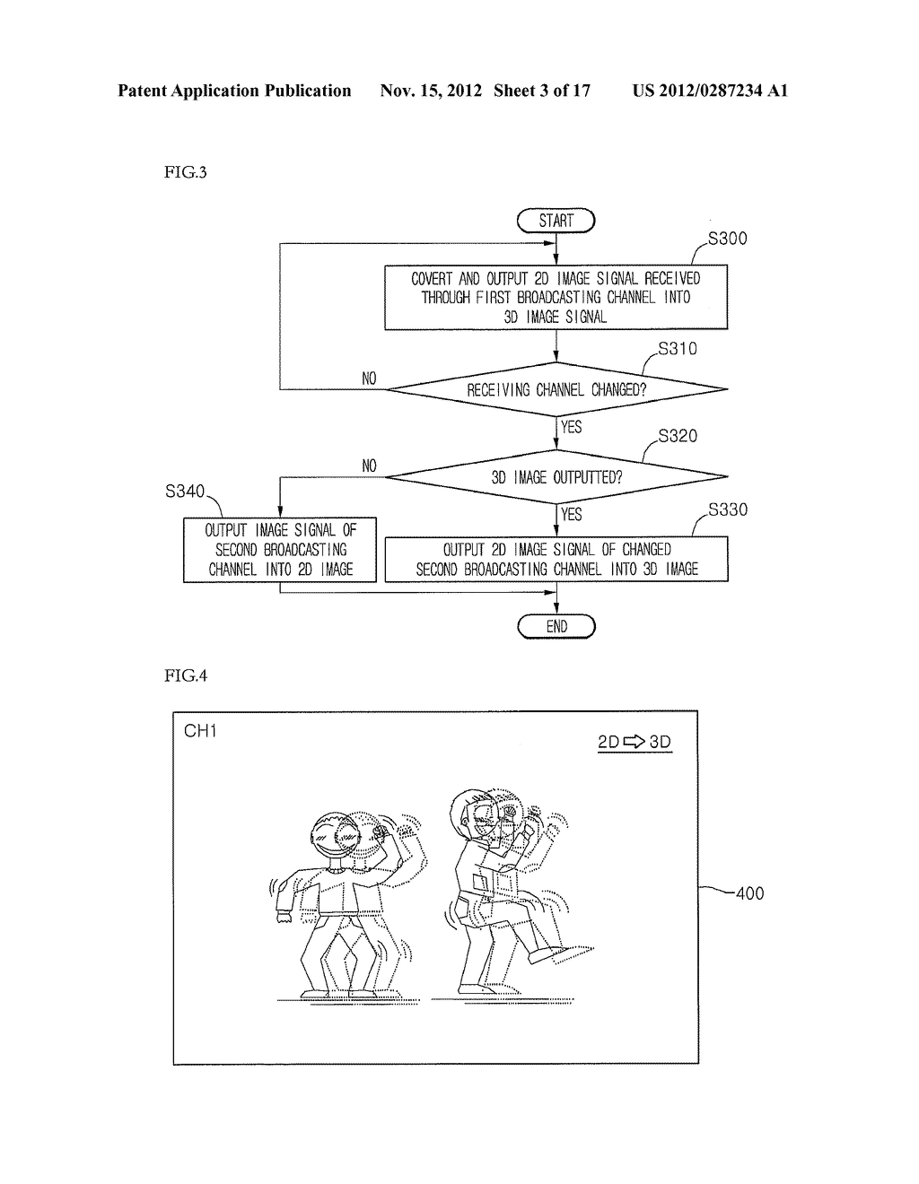 METHOD AND APPARATUS FOR PROCESSING IMAGE SIGNALS FOR A TELEVISION - diagram, schematic, and image 04