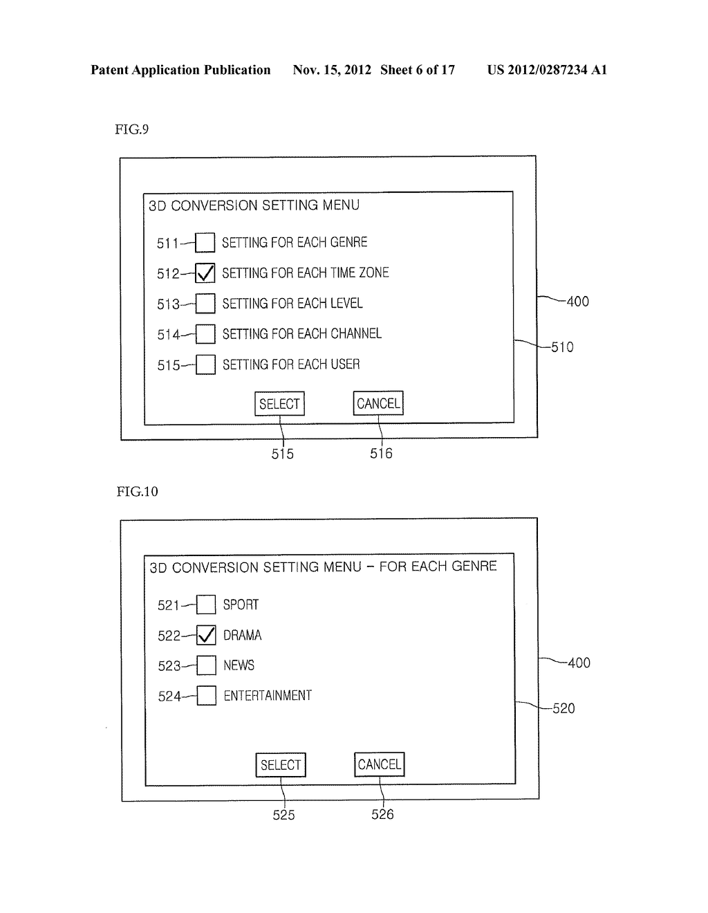 METHOD AND APPARATUS FOR PROCESSING IMAGE SIGNALS FOR A TELEVISION - diagram, schematic, and image 07