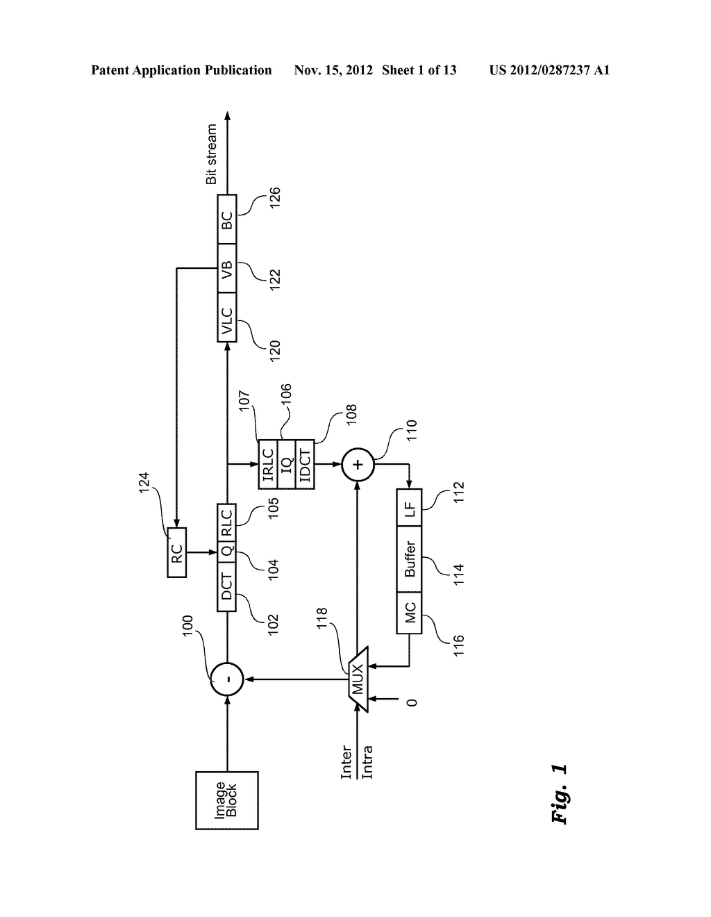 METHOD AND APPARATUS FOR PROCESSING VIDEO SIGNALS, RELATED COMPUTER     PROGRAM PRODUCT, AND ENCODED SIGNAL - diagram, schematic, and image 02