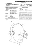 HEADSET COMPUTER THAT USES MOTION AND VOICE COMMANDS TO CONTROL     INFORMATION DISPLAY AND REMOTE DEVICES diagram and image