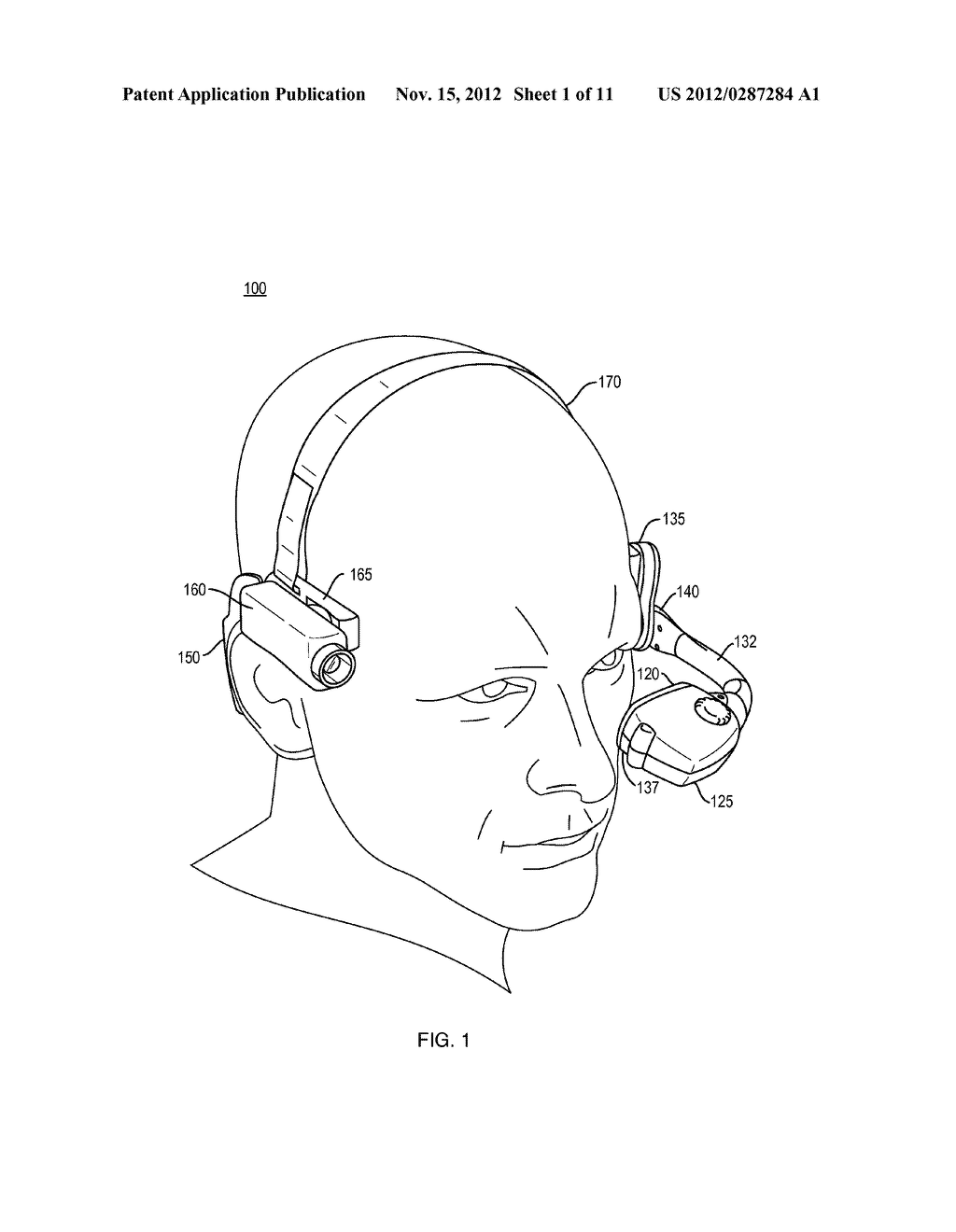 HEADSET COMPUTER THAT USES MOTION AND VOICE COMMANDS TO CONTROL     INFORMATION DISPLAY AND REMOTE DEVICES - diagram, schematic, and image 02