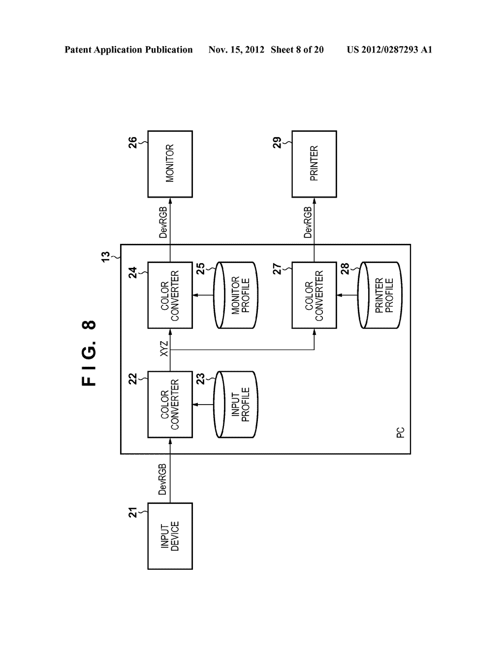COLOR PROCESSING APPARATUS AND METHOD THEREOF - diagram, schematic, and image 09