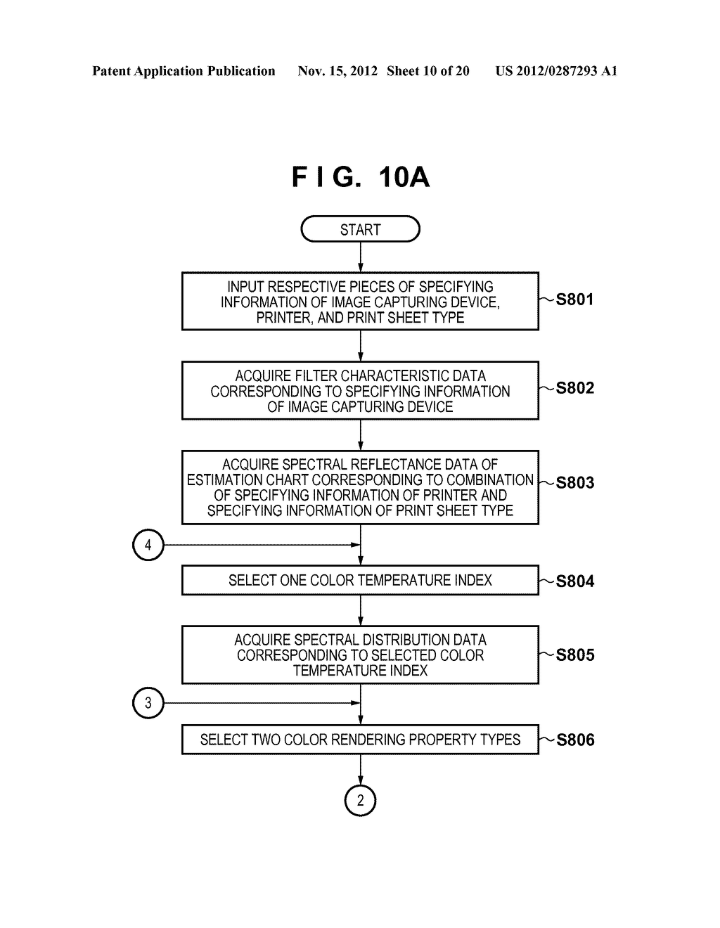 COLOR PROCESSING APPARATUS AND METHOD THEREOF - diagram, schematic, and image 11