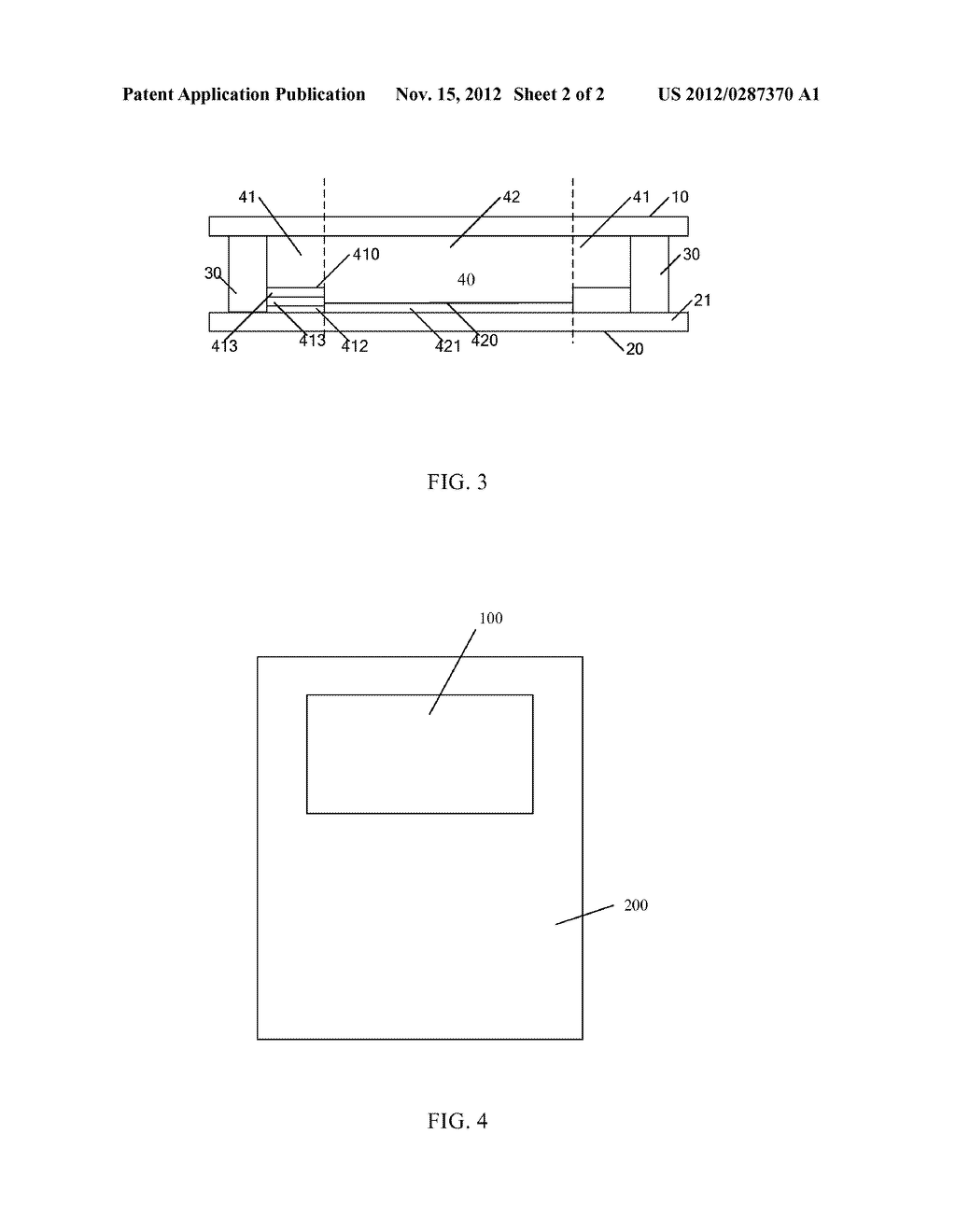 ELECTRONIC APPARATUS, LIQUID CRYSTAL DISPLAY AND MANUFACTURING METHOD     THEREOF - diagram, schematic, and image 03