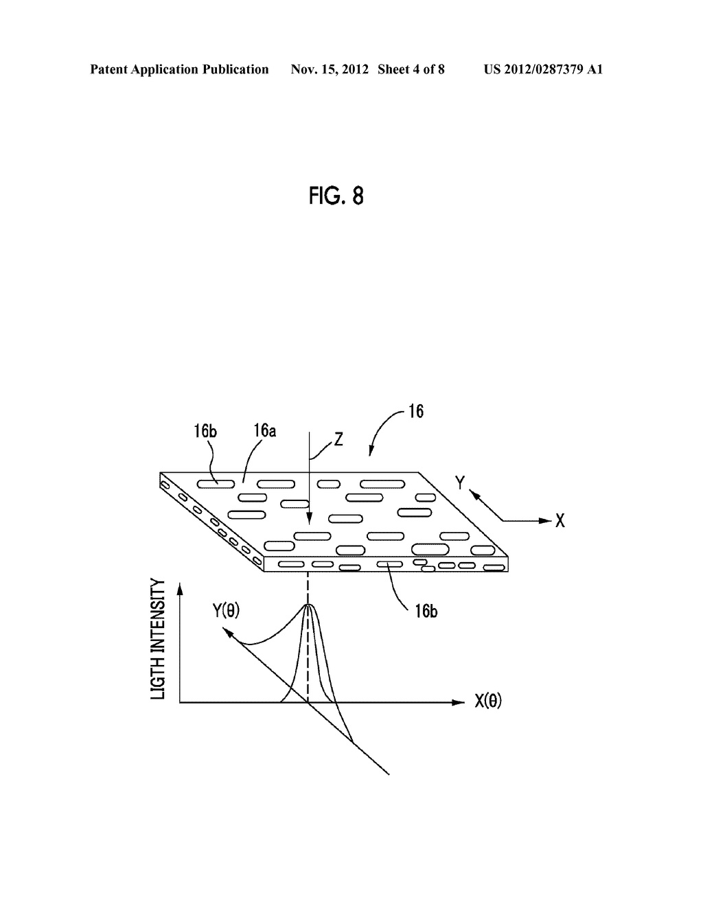 PATTERNED POLARIZATION PLATE, IMAGE DISPLAY APPARATUS AND IMAGE DISPLAY     SYSTEM - diagram, schematic, and image 05