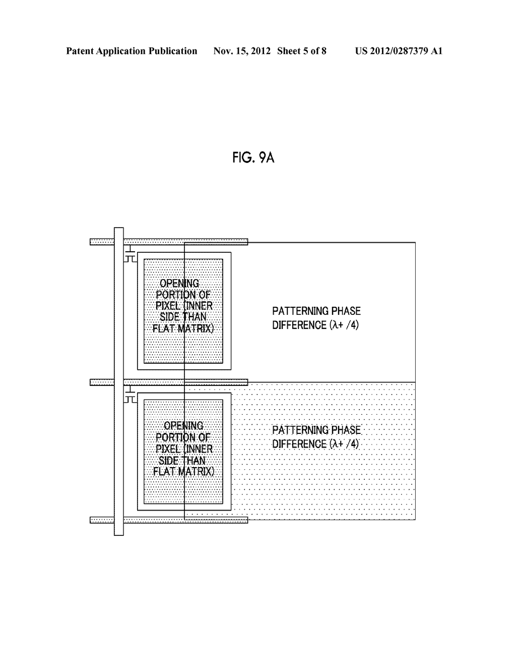 PATTERNED POLARIZATION PLATE, IMAGE DISPLAY APPARATUS AND IMAGE DISPLAY     SYSTEM - diagram, schematic, and image 06