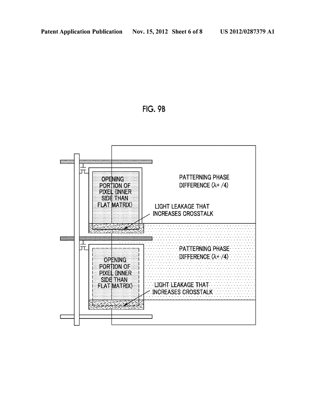 PATTERNED POLARIZATION PLATE, IMAGE DISPLAY APPARATUS AND IMAGE DISPLAY     SYSTEM - diagram, schematic, and image 07