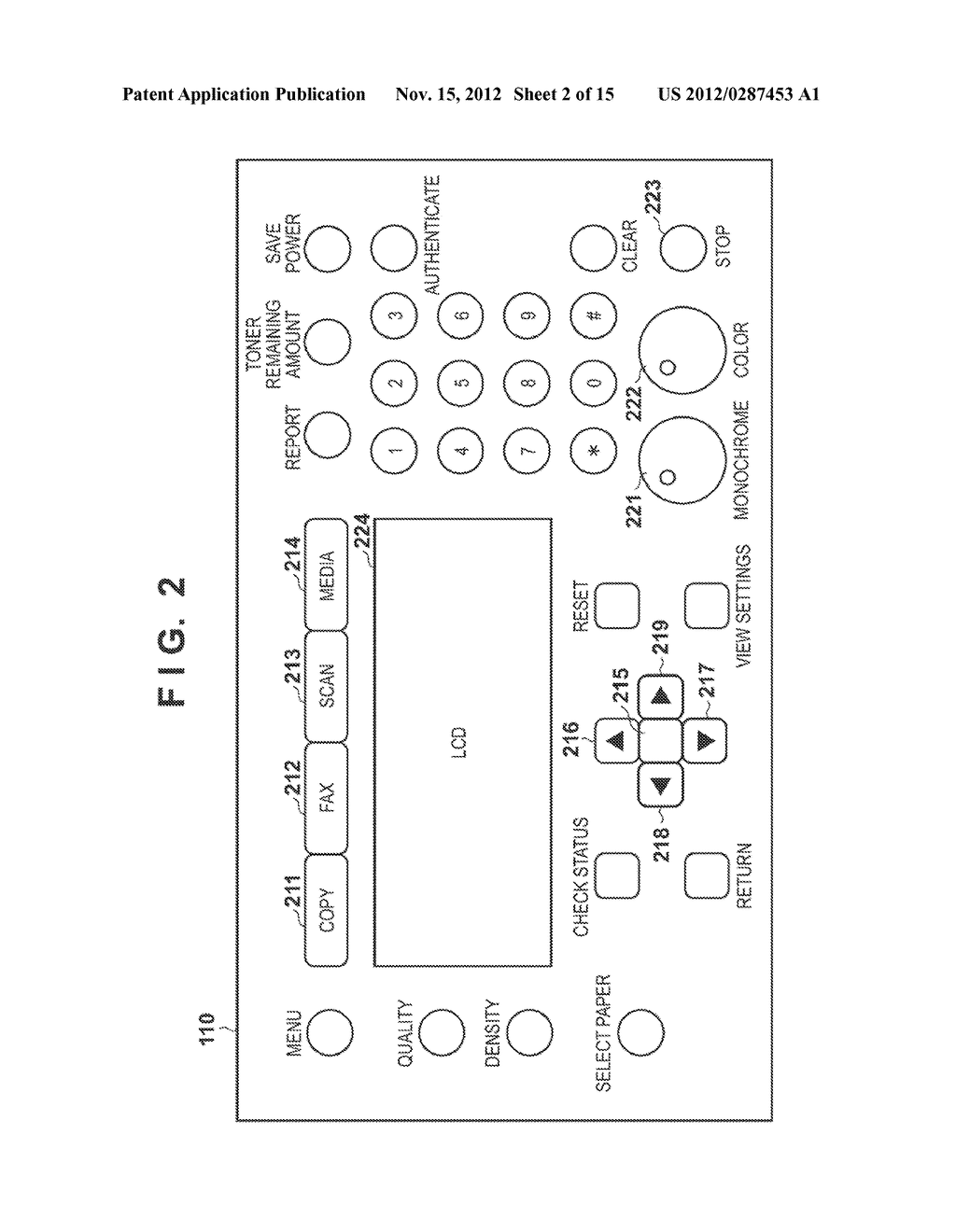IMAGE FORMING APPARATUS, METHOD OF CONTROLLING THE SAME AND RECORDING     MEDIUM - diagram, schematic, and image 03