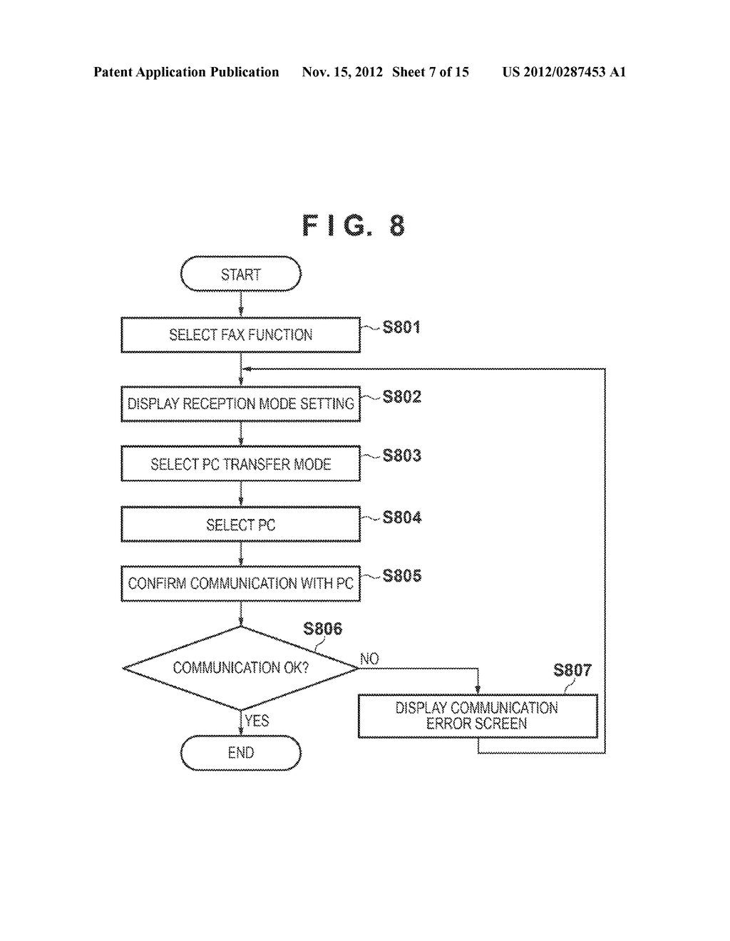 IMAGE FORMING APPARATUS, METHOD OF CONTROLLING THE SAME AND RECORDING     MEDIUM - diagram, schematic, and image 08