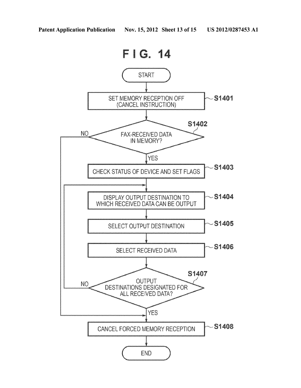 IMAGE FORMING APPARATUS, METHOD OF CONTROLLING THE SAME AND RECORDING     MEDIUM - diagram, schematic, and image 14