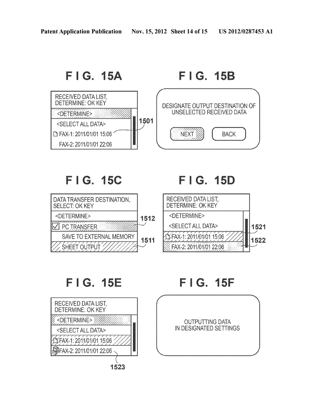 IMAGE FORMING APPARATUS, METHOD OF CONTROLLING THE SAME AND RECORDING     MEDIUM - diagram, schematic, and image 15