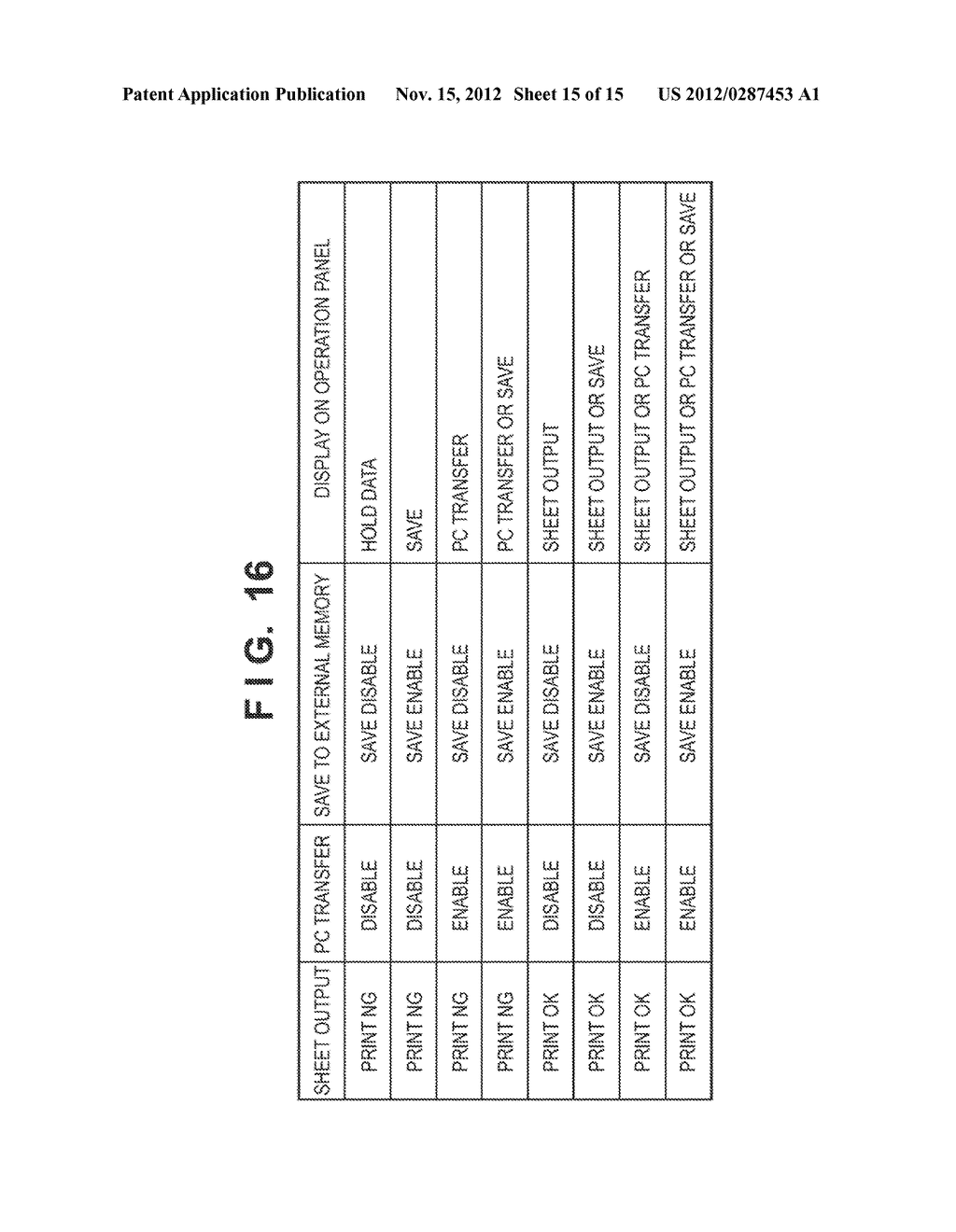 IMAGE FORMING APPARATUS, METHOD OF CONTROLLING THE SAME AND RECORDING     MEDIUM - diagram, schematic, and image 16