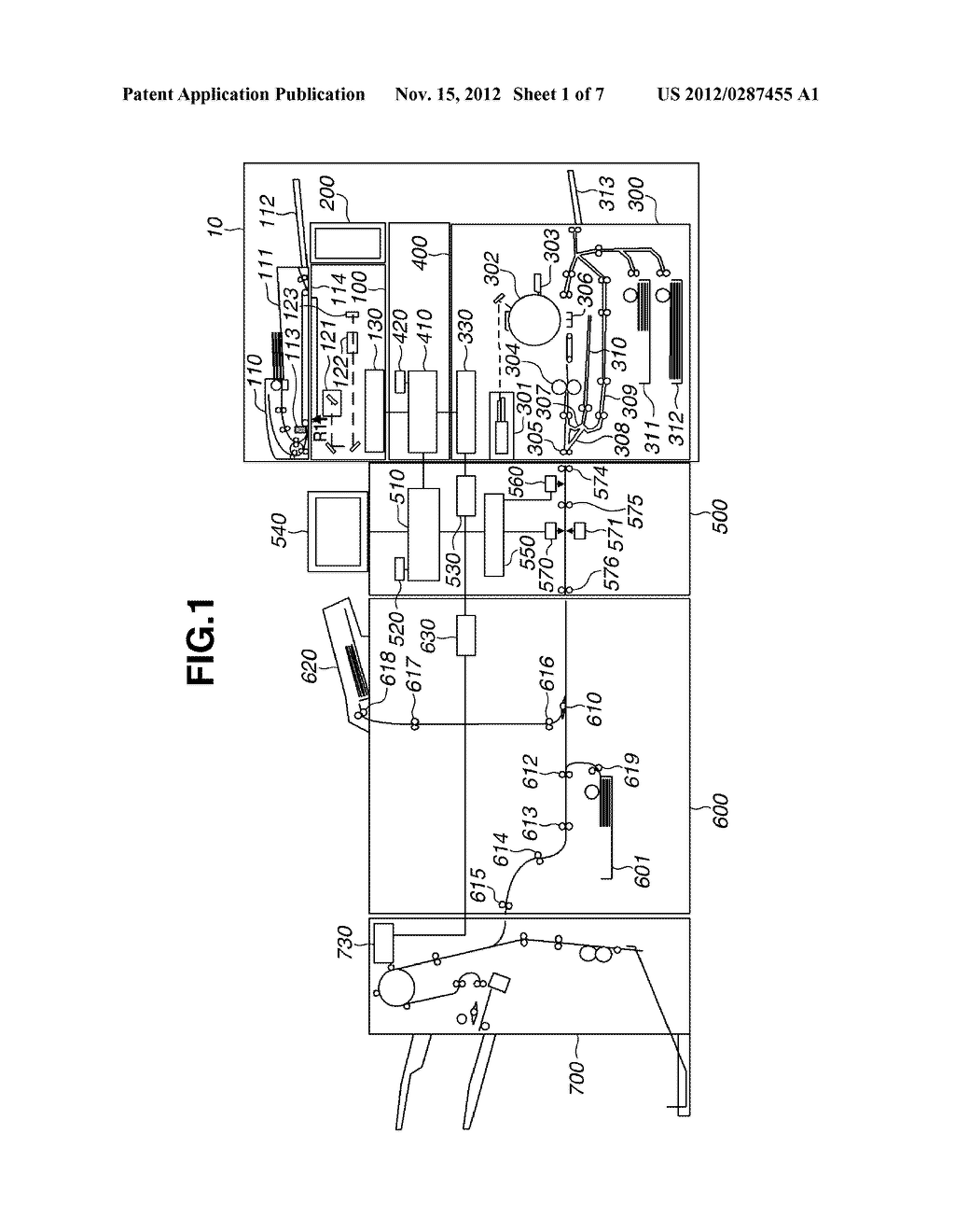 CHECKING SYSTEM, CONTROL METHOD OF CHECKING SYSTEM, AND STORAGE MEDIUM - diagram, schematic, and image 02