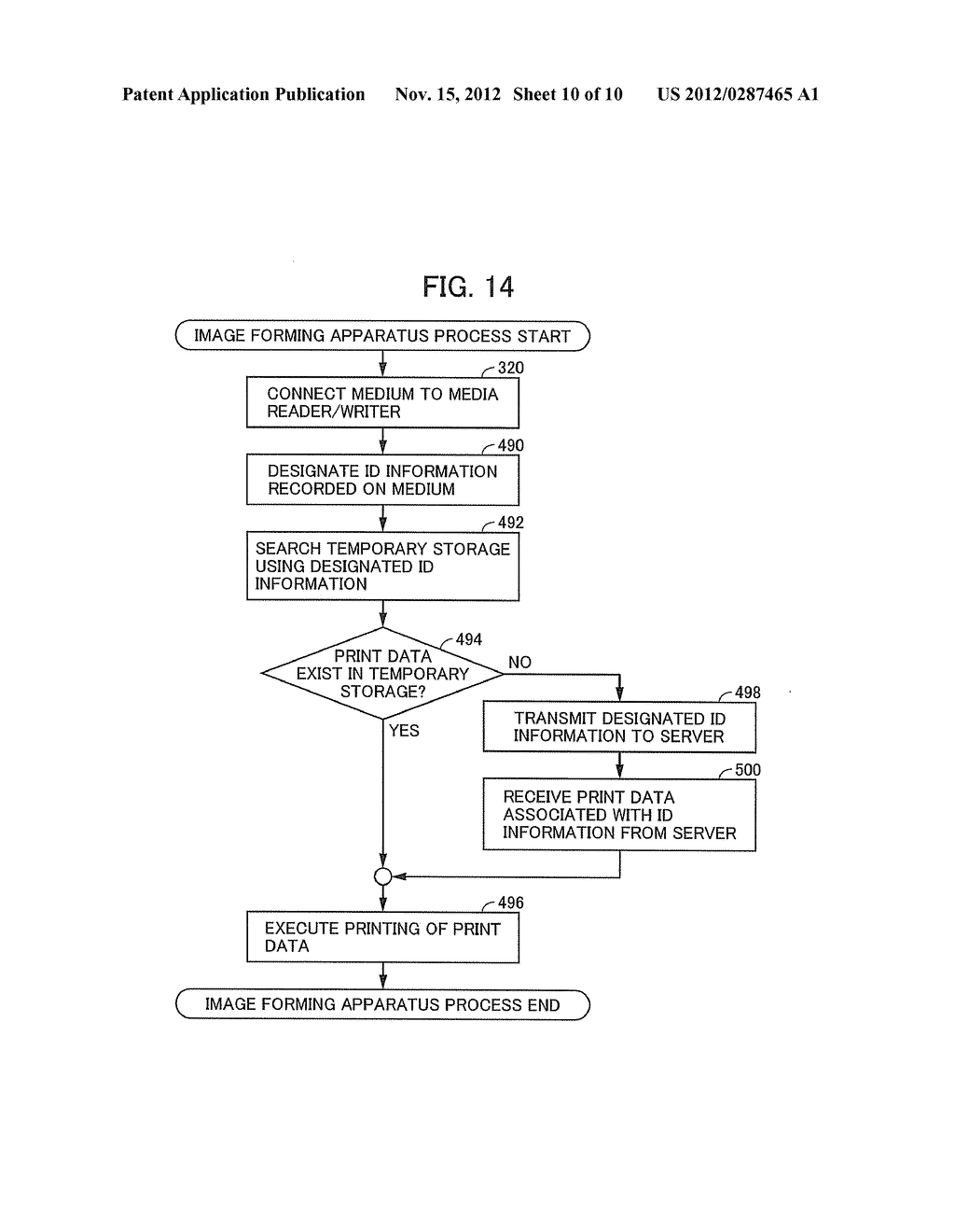 CLIENT APPARATUS, PRINT DATA GENERATION SERVER AND IMAGE FORMING APPARATUS     FOR NETWORK PRINT SYSTEM - diagram, schematic, and image 11