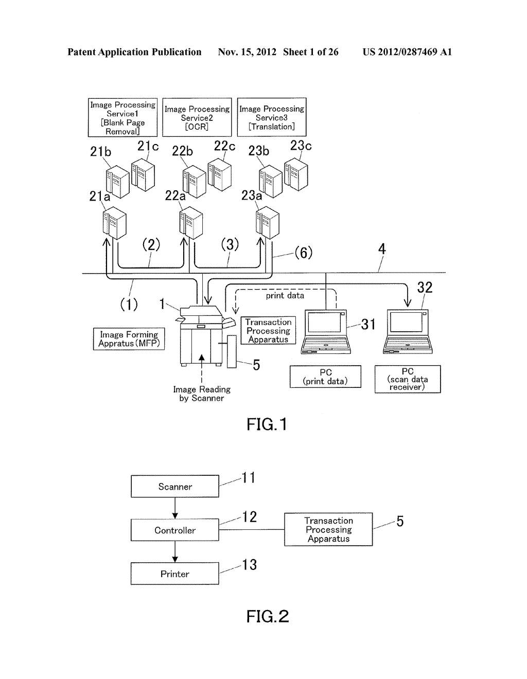 IMAGE PROCESSING SYSTEM, IMAGE PROCESSING SERVER, AND IMAGE FORMING     APPARATUS - diagram, schematic, and image 02