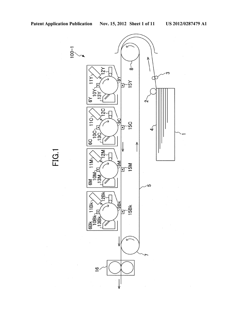 OPTICAL SCANNER, IMAGE FORMING APPARATUS, AND BUFFER CONTROL METHOD FOR     OPTICAL SCANNER - diagram, schematic, and image 02