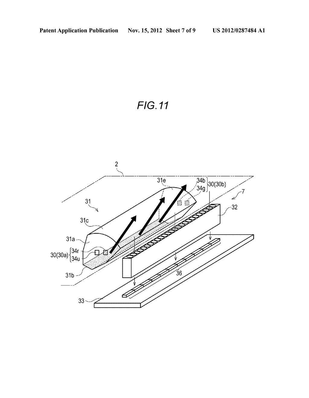IMAGE SENSOR UNIT, AND IMAGE READING APPARATUS AND IMAGE FORMING APPARATUS     USING THE SAME - diagram, schematic, and image 08