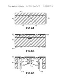 MICROELECTROMECHANICAL SYSTEM WITH A CENTER OF MASS BALANCED BY A MIRROR     SUBSTRATE diagram and image