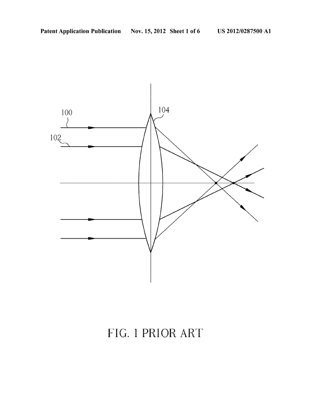 OPTICAL LENS AND OPTICAL MICROSCOPE SYSTEM USING THE SAME - diagram, schematic, and image 02