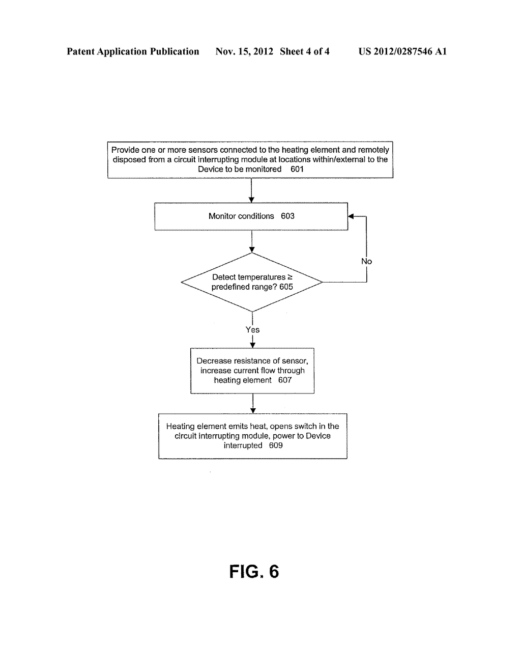 SENSOR-ACTIVATED CIRCUIT-INTERRUPTING APPARATUS AND METHOD OF USING SAME - diagram, schematic, and image 05
