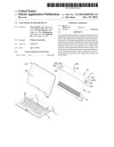 Expandable Keyboard Device diagram and image