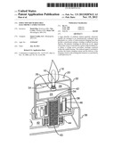 INDUCTION RECHARGEABLE ELECTRONIC CANDLE SYSTEM diagram and image