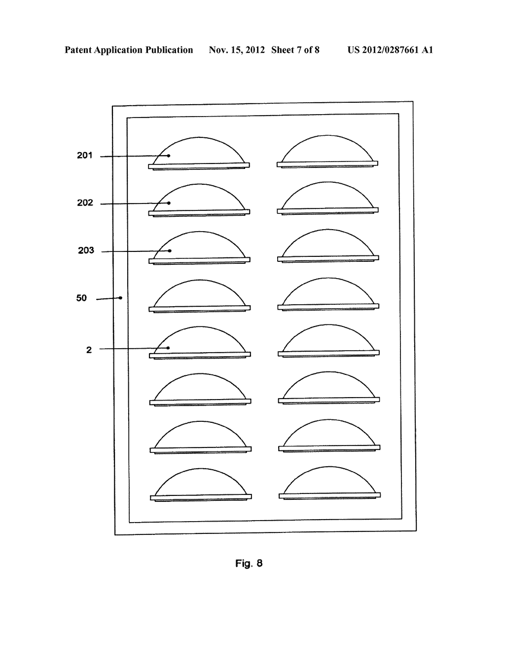 PRODUCTION METHOD FOR A HEADLIGHT LENS AND HEADLIGHT LENS FOR A MOTOR     VEHICLE HEADLIGHT - diagram, schematic, and image 08
