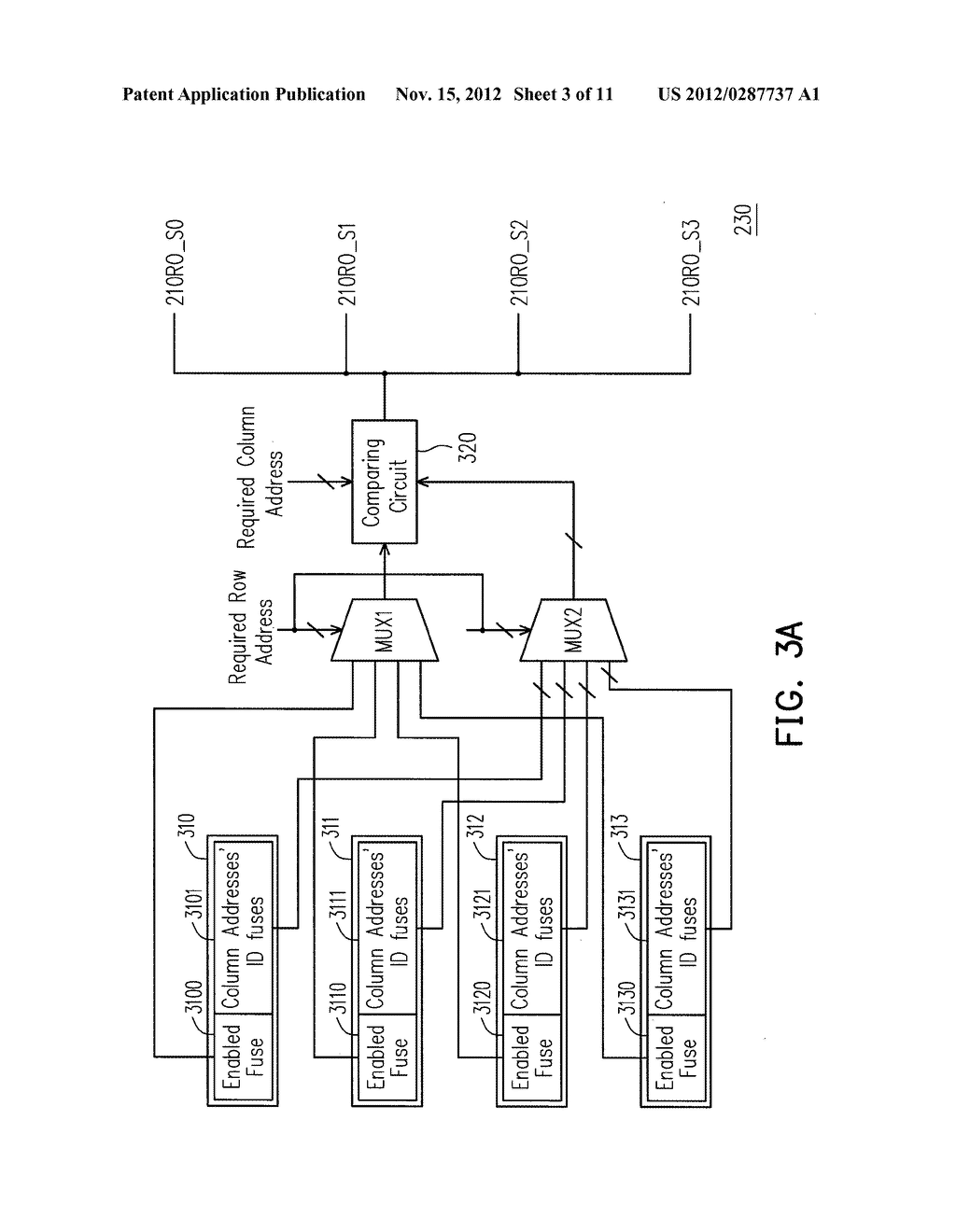 REPAIRING CIRCUIT FOR MEMORY CIRCUIT AND METHOD THEREOF AND MEMORY CIRCUIT     USING THE SAME - diagram, schematic, and image 04