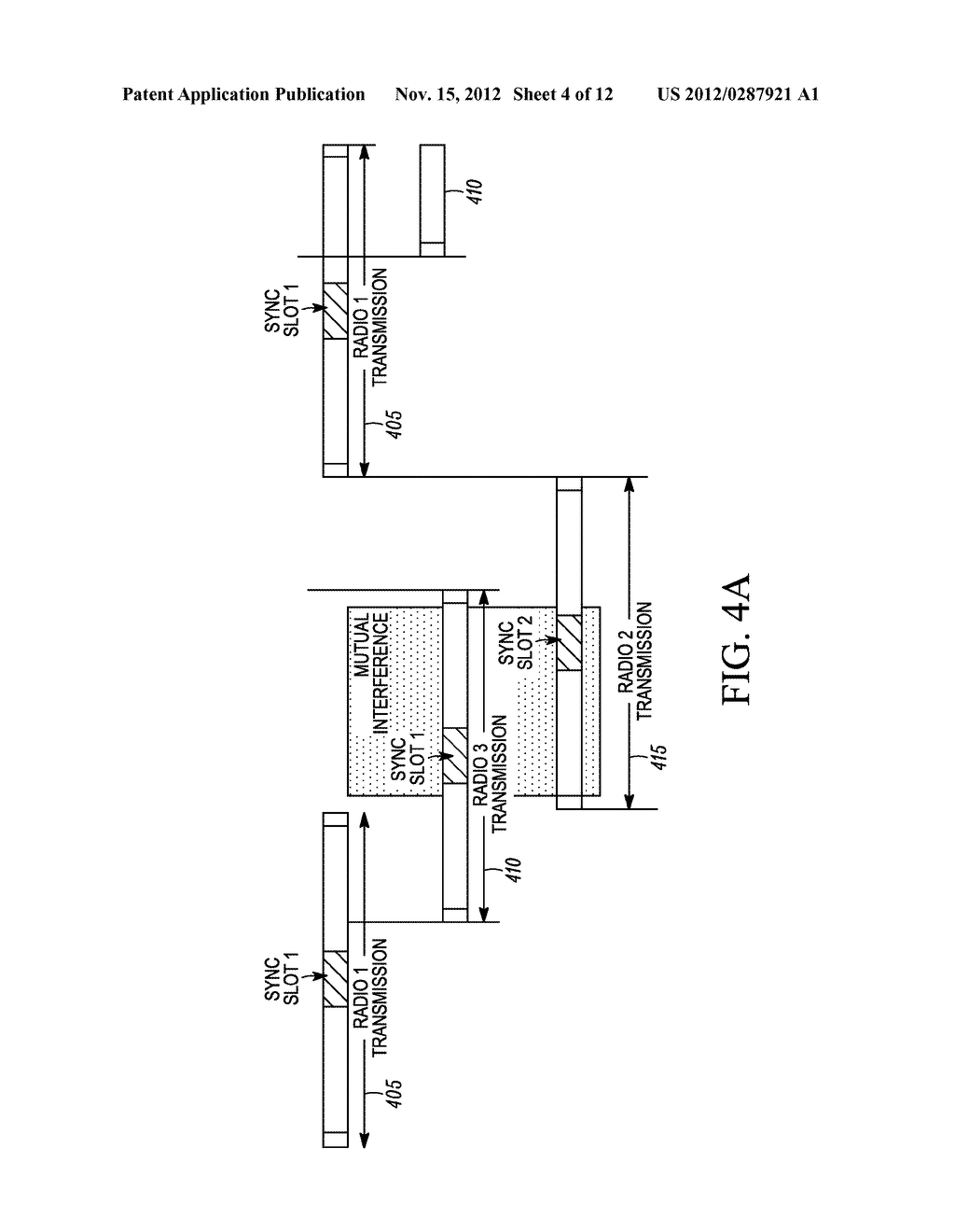 METHOD FOR SYNCHRONIZING DIRECT MODE TIME DIVISION MULTIPLE ACCESS (TDMA)     TRANSMISSIONS - diagram, schematic, and image 05