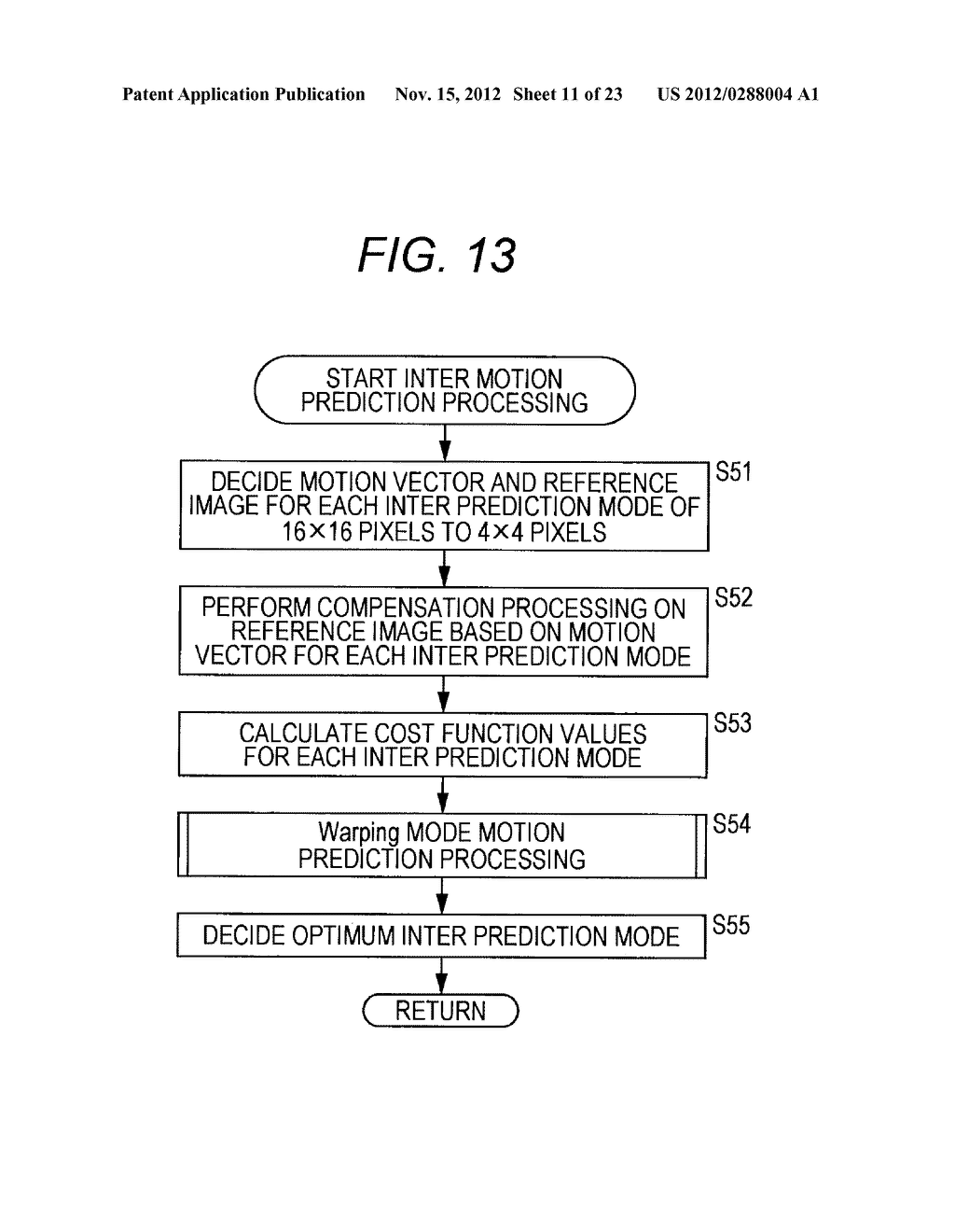 IMAGE PROCESSING APPARATUS AND IMAGE PROCESSING METHOD - diagram, schematic, and image 12