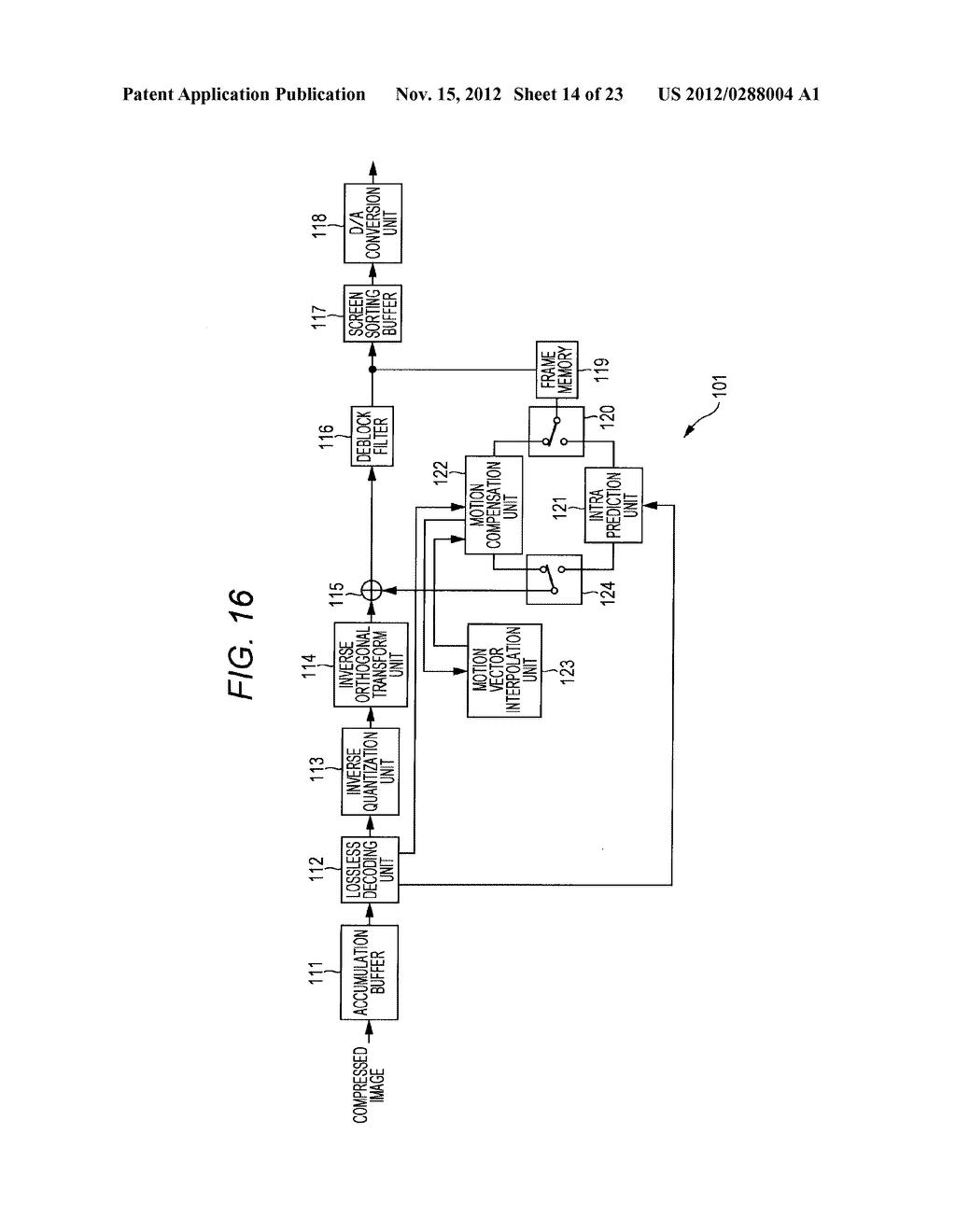 IMAGE PROCESSING APPARATUS AND IMAGE PROCESSING METHOD - diagram, schematic, and image 15