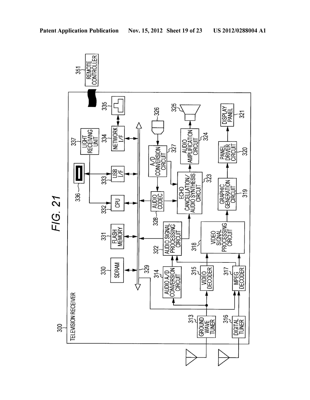 IMAGE PROCESSING APPARATUS AND IMAGE PROCESSING METHOD - diagram, schematic, and image 20