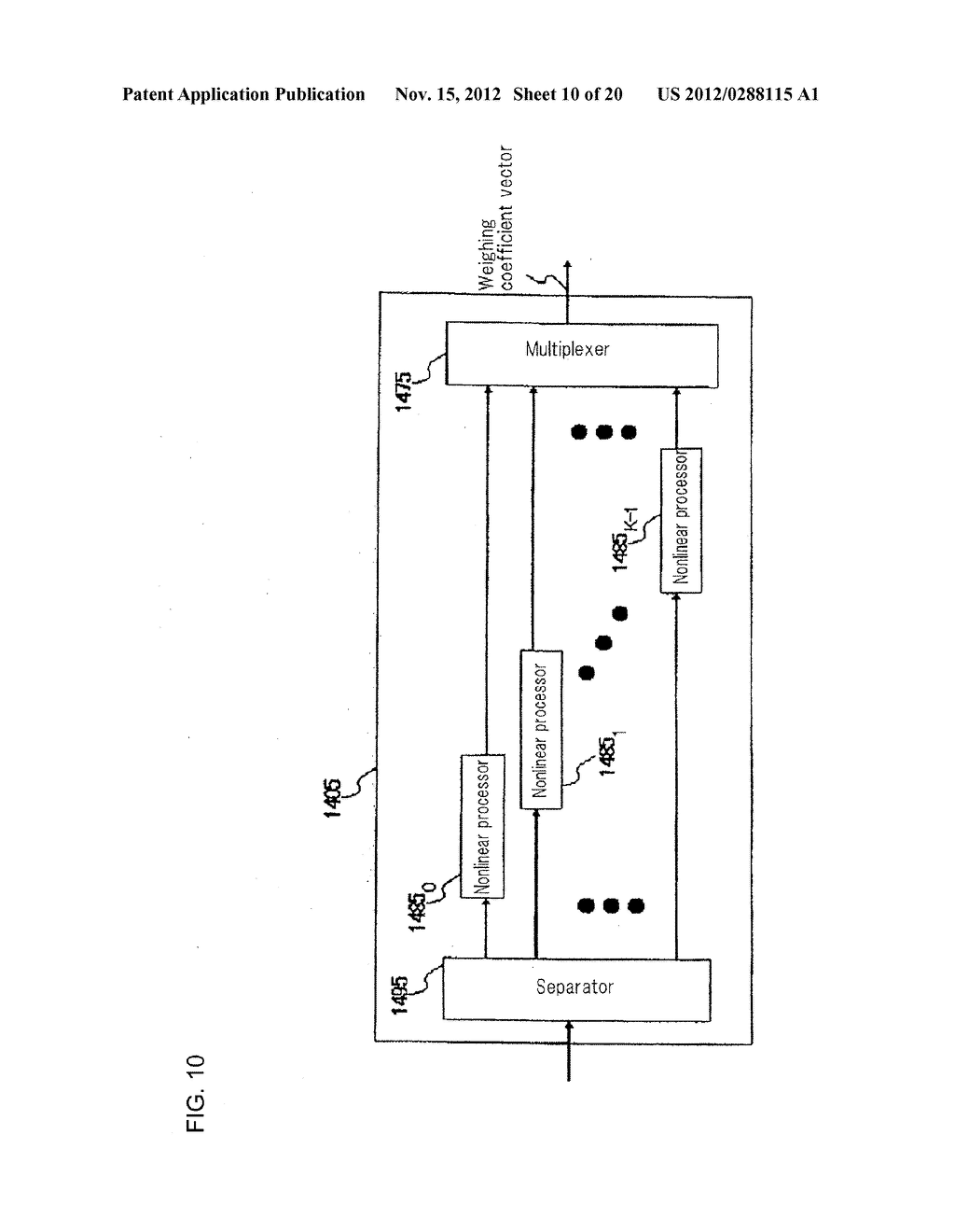 Method, Apparatus, and Computer Program For Suppressing Noise - diagram, schematic, and image 11