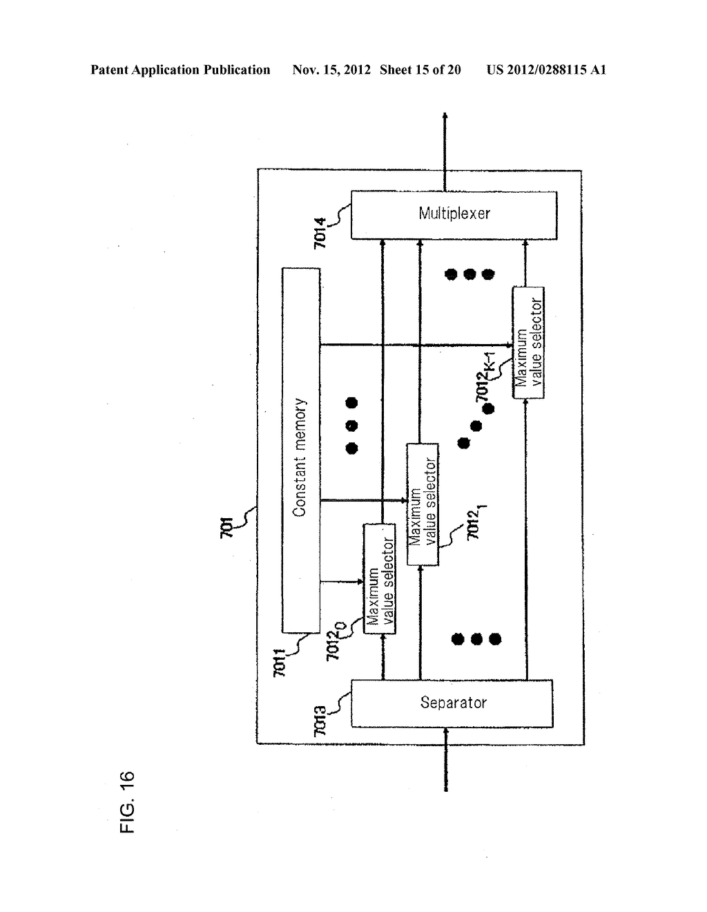 Method, Apparatus, and Computer Program For Suppressing Noise - diagram, schematic, and image 16
