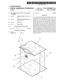 3D storage bag having a 3D storage chamber diagram and image